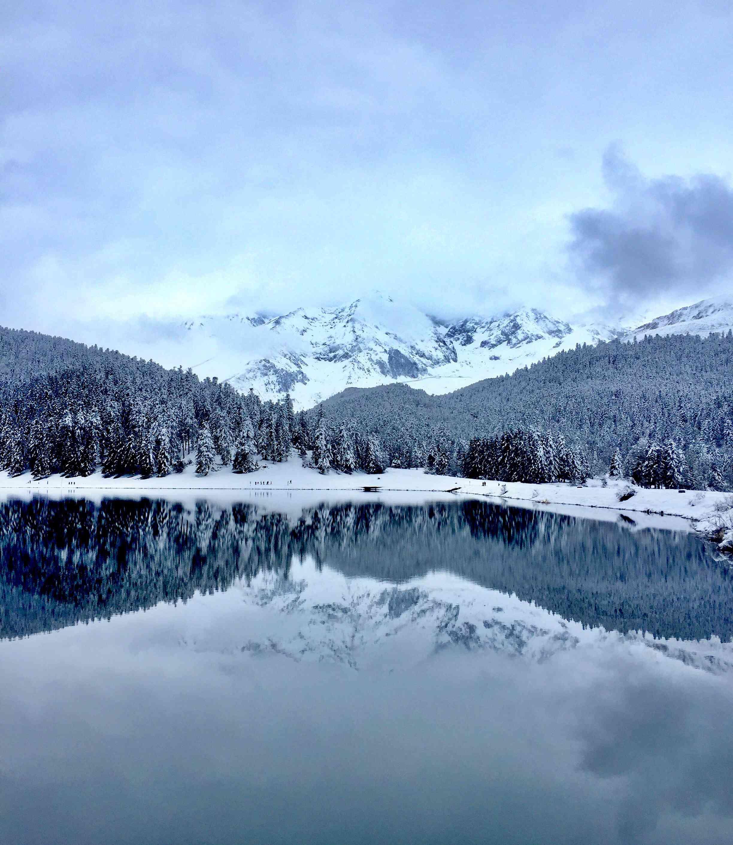 Le Lac De Payolle A Campan Avis Et Photos D Un Local